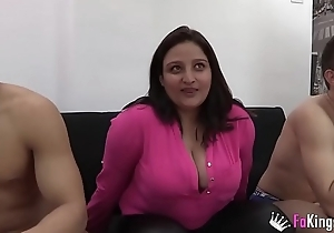 A difficulty tolerant only wanted back watch, but whe couldn'_t restrain instantly seeing Natalia getting it on with 6 cocks