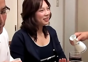 Japanese Drunk Wife get forced hard by 2 economize visitors (Full: shortina.com/owM2Y)
