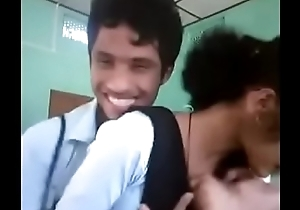 indian college boobs touch with an increment of giving a kiss